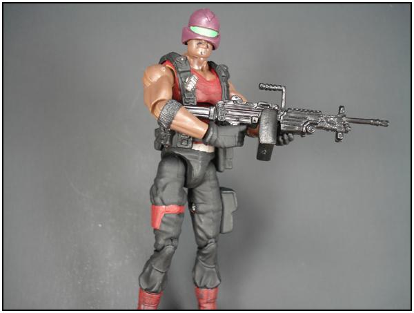 Cobra S.A.W.-Viper 25th Anniversary Style