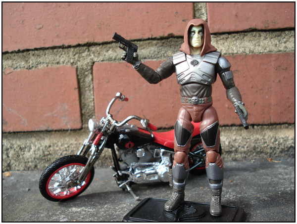 G.I. JOE 25th Anniversary Zartan