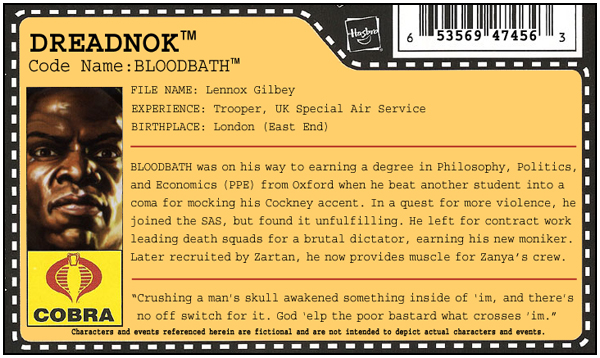 Bloodbath's Filecard