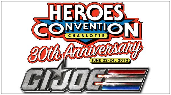 HeroesCon 2012