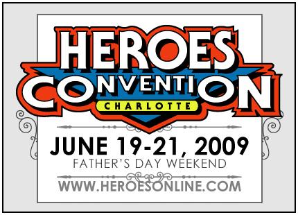 HeroesCon '09