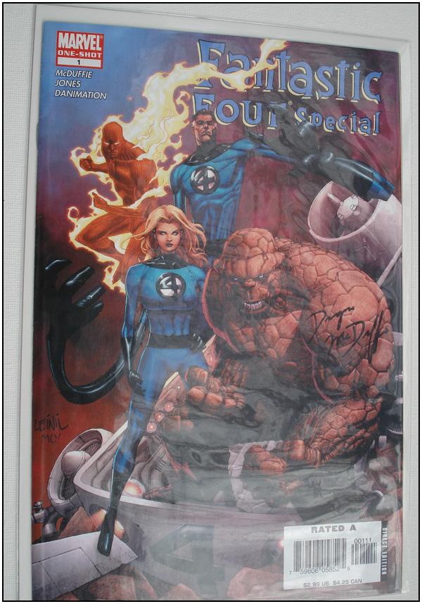 Dwayne McDuffie Fantastic Four Special