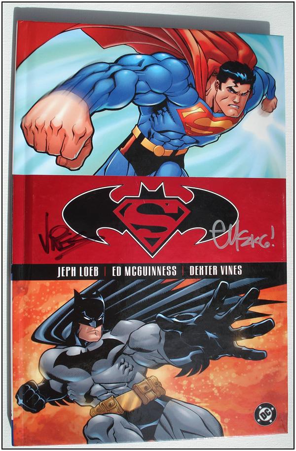 Ed McGuinness & Dexter Vines: Superman/Batman Vol 1