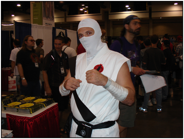 Storm Shadow costumer