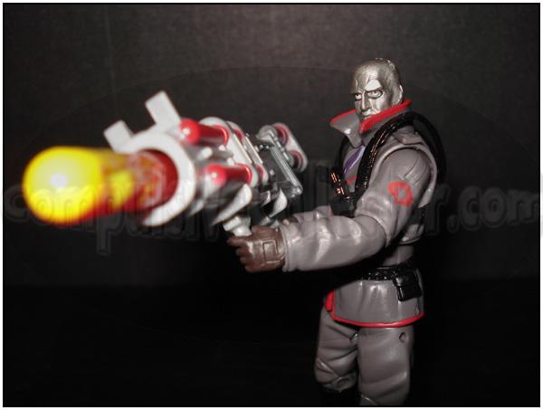The Rise Of Cobra - DESTRO